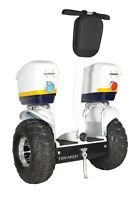 Q7 Off-road Intelligent Outdoor Self-balancing Electric Vehicle with 2 boxes