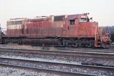 H: Orig Slides (12) Hatx Hlcx Hlc Helm Leasing Locomotives Taken 1986-1999