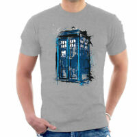 Doctor Who Time And Space Men's T-Shirt