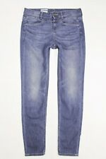 MEXX stretch slim chino blue jeans W27 (fits better on W29-30 L32)