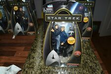 Star Trek Playmates Warp Collection spock Action Figure ex shop