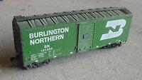 Vintage HO Scale Burlington Northern BN 161355 Box Car