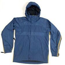 Bonfire Fusion Hooded Waterproof Ski Snow Outdoor Winter Jacket Blue Size M/L