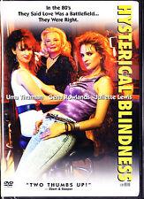 Hysterical Blindness (DVD, 2003)Uma Thurman,Juliette Lewis NEW