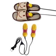 Electric Shoe Boot Dryer Heater Warmer Protector Dehumidify Sterilizer EU Plug