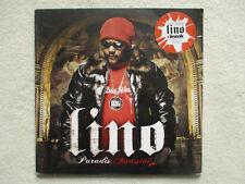 """2 LP 33T LINO """"Paradis assassiné"""" HOSTILE RECORDS 190295992316 neuf et emballé §"""