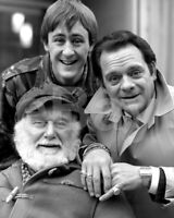 Only Fools and Horses (TV) Del Boy, Rodney, Uncle Albert 10x8 Photo