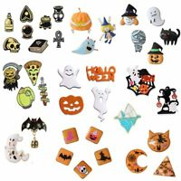 Fashion Halloween Enamel Ghost Festival Brooch Pin Corsage Women Jewelry Gift