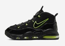 Nike Air Max Uptempo'95 CK0892-001 Negro Volt Zapatos de baloncesto para hombre Sportswear