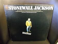 Stonewall Jackson Help Stamp Out Loneliness LP Columbia 1967 MONO