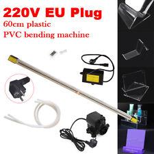 800W Acryl Kunststoff PVC Biegemaschine Heizung Heiße Heizung Bender 1mm-6mm DE