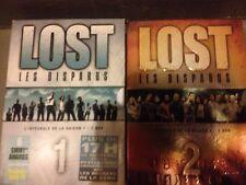 Série LOST Les disparus - Saisons 1 à 2 (14 DVD)