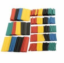 328pcs 2 1 Polyolefin Heat Shrink Tubing Tube Sleeve Wrap Wire Assortment 8 Size