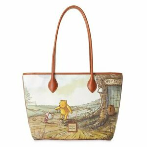Disney Dooney & Bourke Winnie The Pooh TOTE BRAND NEW IN PLASTIC