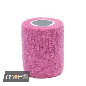 MPS Sports Wrap - Elastic Cohesive Bandage Self-Adherent [Vet Wrap] 7.5cm x 4.5m