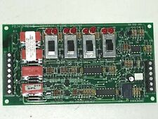 WHEELOCK INC. 4 ZONE SPLITTER SPL 107369 BOARD MODULE rev. c P83417 SAFEPATH