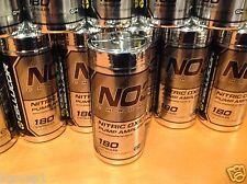 NEW Cellucor NO3 Chrome 180 capsules  Pump nitric oxide arginine free shipping