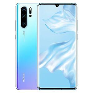 BNIB Huawei P30 PRO Single-SIM 128GB Crystal Factory Unlocked 4G/LTE SIMFree