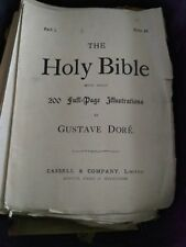 Holy Bible With Gustave Dore Illustrations 44 parts