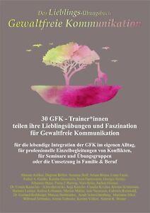 Lieblings- Übungsbuch Gewaltfreie Kommunikation GFK Neuerscheinung
