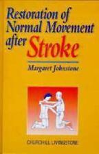 Restoration Normal Movement After Stroke