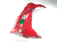 2016 Kawasaki Ninja EX 300 Right Side Mid Fairing DAMAGED 55028-0509