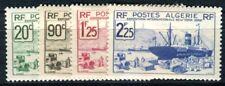 ALGERIE 1939 Yvert 153, 155-157 ** POSTFRISCH TADELLOS (F3489