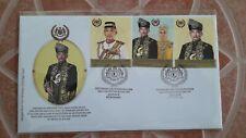 Malaysia 2019 Royal Coronation of YDP Agong XVI ~ FDC