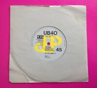 """E411, Red Red Wine, UB40, 7""""45rpm Single, Excellent Condition"""