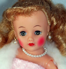 "Pearl Jewelry Necklace Earrings Bracelet 8""10""12"" Vintage Doll LMR Cissette Toni"