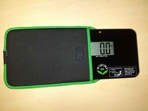 NewlineNY Super Mini Travel Scale with Protection Sleeve:SBB0638SM-BK + Bag