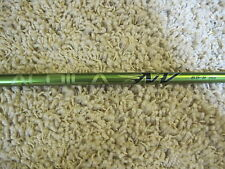 * Aldila NV 65-S 350 Graphite Shaft  44""