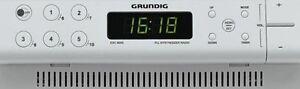GRUNDIG KÜCHENRADIO Radio Unterbauradio Küche Küchen Timer FM Unterbau SOFORT
