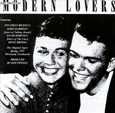 The Original Modern Lovers by The Modern Lovers (CD, Oct-2000, 2 Discs, Bomp)