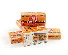 Lames de rasoir PAL WW2 (originales)