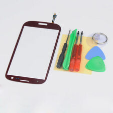 NEW Touch Digitizer Glass Screen Repair for Samsung Galaxy S3 III GT-i9300 RED
