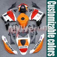 Injection ABS Fairing Bodywork Kit Panel Set Fit for Honda CBR600RR F5 2009-2013