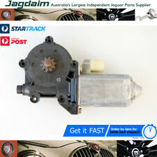 New Jaguar XK8 RH window regulator motor GJA1732AB