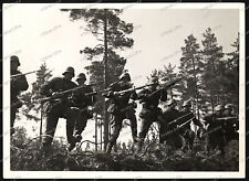 Russo-Russia libera AUSILIARIO VOLONTARI-hiwis-in Luga-Leningrado - 1943-Wehrmacht - 6