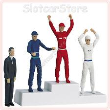 Carrera 21121 Siegerpodest (Podium 4x Figuren Rückwand) 1:32 (auch 1:24 1:43)