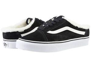 Adult Unisex Sneakers & Athletic Shoes Vans Old Skool Mule Sherpa