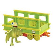 Dinosaur Train Tiny with Train Car
