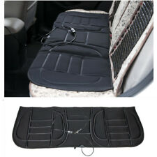 Universal 12V Home Car SUVs Pickup Back Seat Heated Cushion Cover Heater Pad Mat