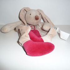Doudou Lapin Moulin Roty Linvosges