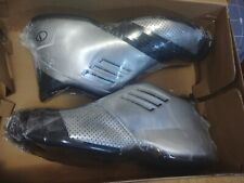Adidas TMAC 1 METSILVER / BLACK Brand New In Box Size US 11 Tracy Mcgrady