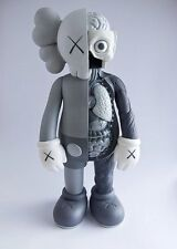 Kaws Original Fake Grey Companion Figure IN Retail Box U.K