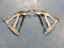 Audi TT mk1 00-06 Hood Hinge Hinges Struts - 8N0 823 302 - 8N0 823 301