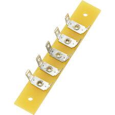 Solder Tag Epoxy Terminal Stripboard 5 Poles 59 x 10mm