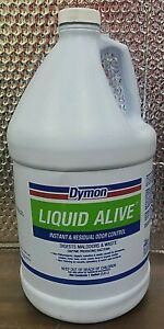 DYMON LIQUID ALIVE ORDOR CONTROL ~ 1 Gallon