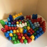 1kg Mega Bloks Mix - Large Blocks Bundle